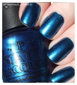 OPI Swimsuit... Nailed It!!