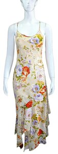 Max Mara Floral Sleeveless Dress