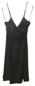 Express short dress Black A-line Date Night Night Out on Tradesy