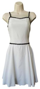 Other short dress Nice Comfortable Skater Embroidered on Tradesy
