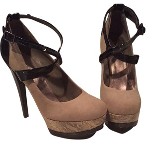Bakers Taupe Pumps