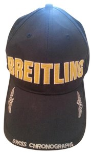 Breitling Breitling Blue Snap Back Hat