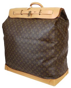 Louis Vuitton Special Luggage Brown Travel Bag