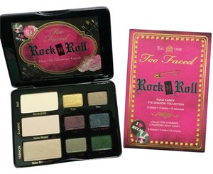 Too Faced TOO FACED Rock N Roll Eyeshadow Collection