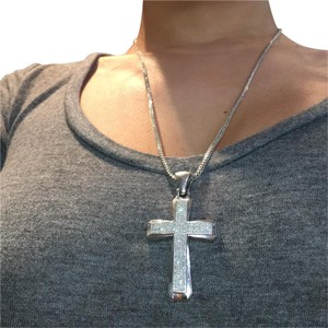 Diamond Cross Necklace Diamond Necklace