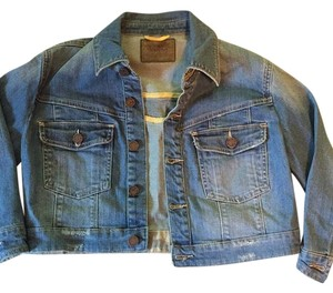 BlankNYC Blue denim Womens Jean Jacket