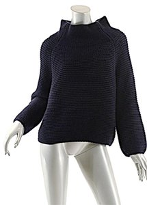 Saverio Palatella Cashmere Funnel Neck Luxurious Sweater