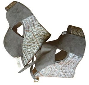 Qupid Light gray Sandals