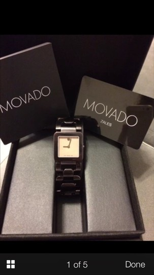 Movado Luma Collection