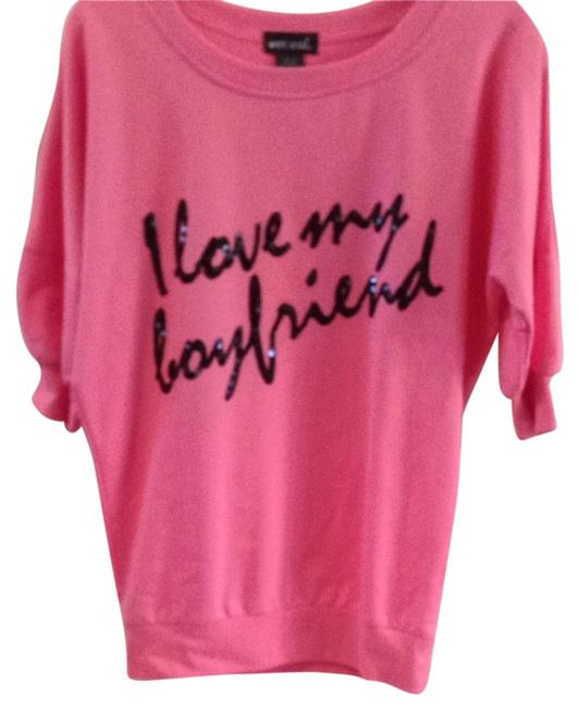 Preload https://item1.tradesy.com/images/wet-seal-pink-i-love-my-boyfriend-sweaterpullover-size-4-s-1611320-0-0.jpg?width=400&height=650