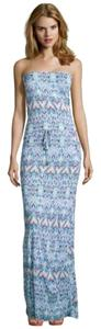 Melissa Odabash Maxi Cover Up Kaftan Dress