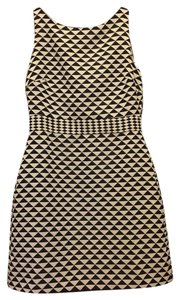 The Limited Fun Flirty Pattern Work Dress