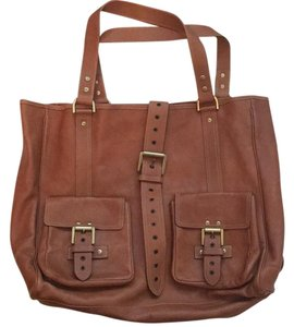 Mulberry Tote in Brown