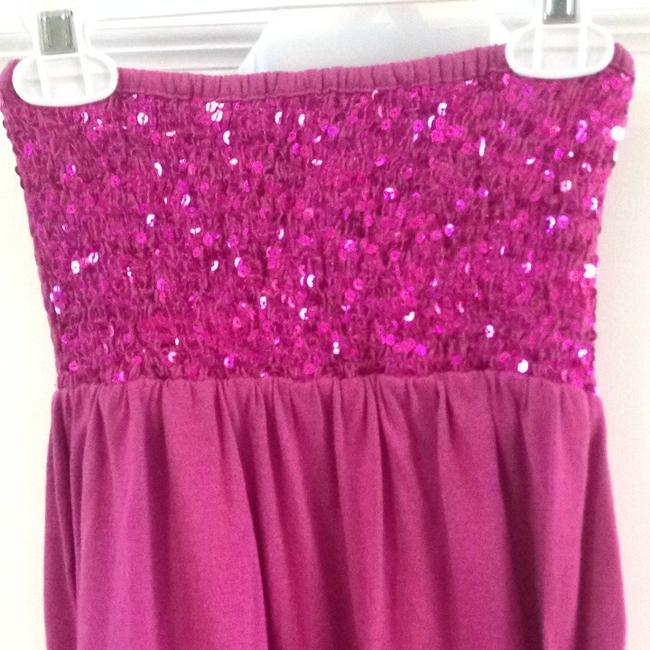 ludi short dress fuschia on Tradesy Image 1