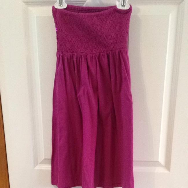 ludi short dress fuschia on Tradesy Image 2