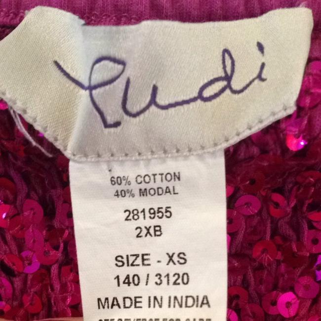 ludi short dress fuschia on Tradesy Image 3