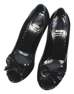 Moschino Black Pumps