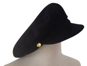 Burberry Burberry Womens Navy Hat