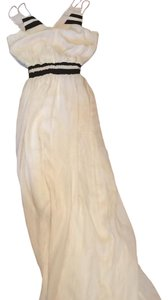 Cream Maxi Dress by Parker