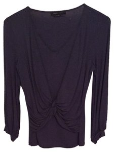 BCBGMAXAZRIA Top Steel