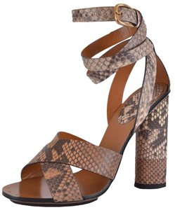 Gucci Women's Heels Heels Strappy Multi-Color Sandals