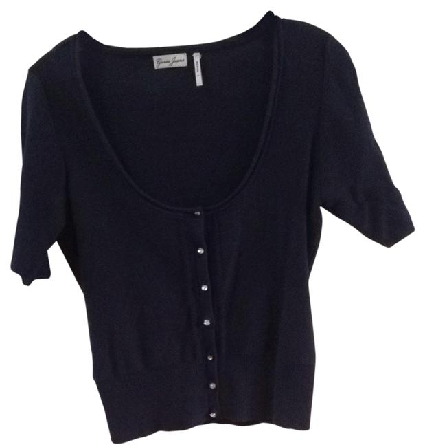 Preload https://item3.tradesy.com/images/guess-navy-sweaterpullover-size-8-m-1611497-0-0.jpg?width=400&height=650
