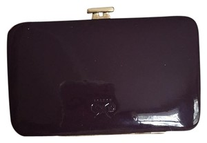 Anya hindemarch patent leather wallet/card case
