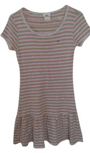 Lacoste short dress Pink-Green- Baby Blue- Gray on Tradesy