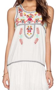 Lovers + Friends short dress Ivory on Tradesy