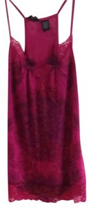 Weavers Top Magenta