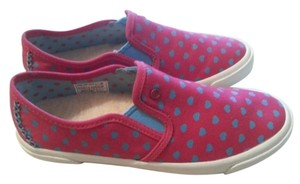 UGG Australia Sneakers Athletic Pink Flats