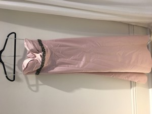 Badgley Mischka BLUSH G10 Dress
