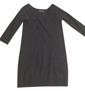 Juicy Couture short dress gray Cashmere on Tradesy