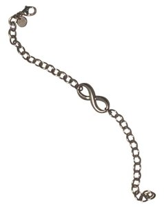Tiffany & Co. Tiffany Silver Infinity Bracelet