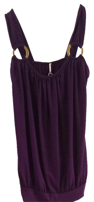 Robin K Top Plum