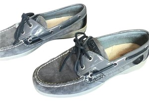 Sperry Black and Charcoal Athletic