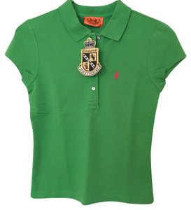 Juicy Couture Button Down Shirt Green