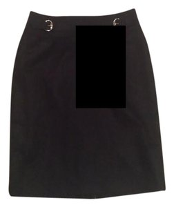 Gucci Italian Short Skirt black