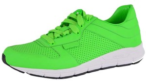 Gucci Men's Sneakers Neon Green Athletic