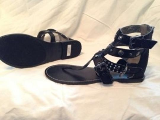 Guess Rocker Metal black Sandals