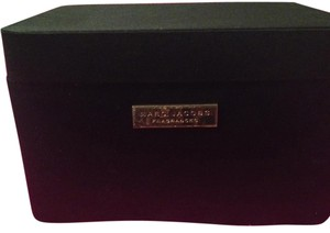 Marc Jacobs Marc Jacobs BRAND NEW without tags LARGE Black Satin Jewelry Box