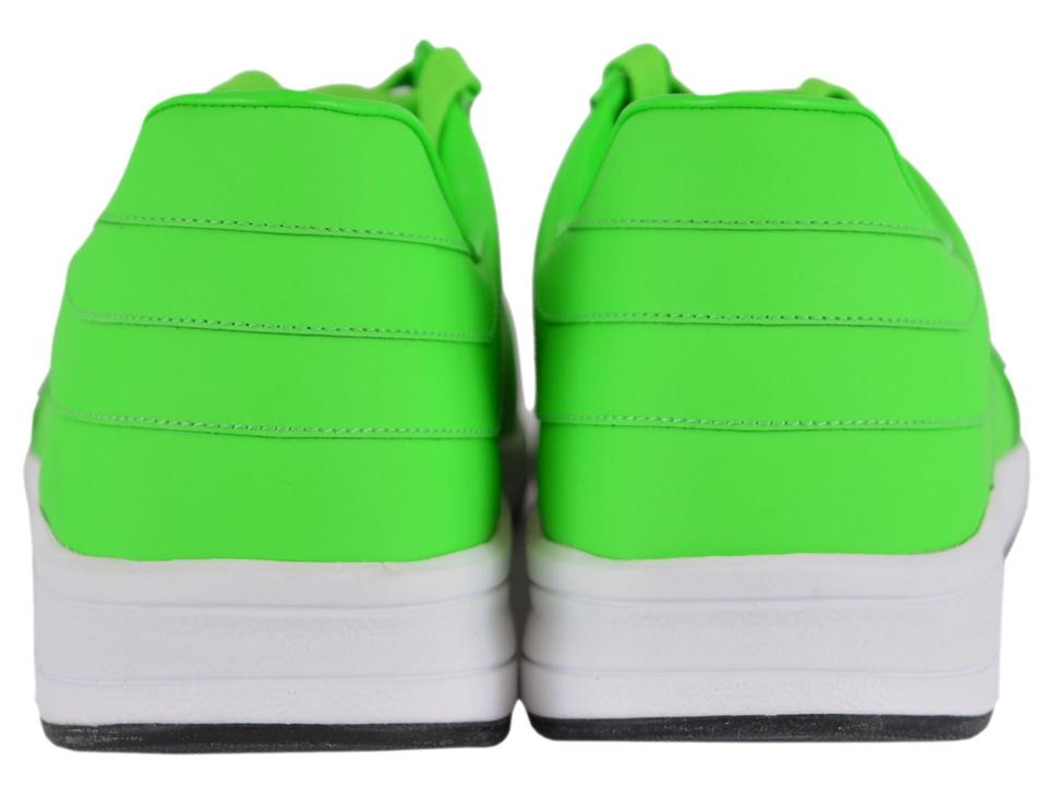 e37101b33 Gucci Neon Green New Men's 369088 Tennis Us. Sneakers Size US 11.5 Regular  (M, B) - Tradesy