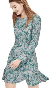 Banana Republic Work Floral Dress
