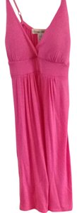 Urban Behavior short dress Pink on Tradesy
