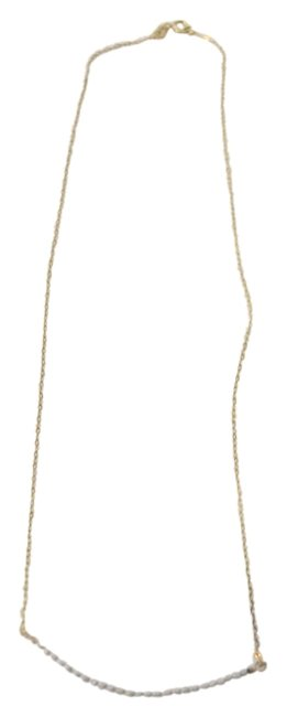 Item - Gold/Pearls Tres Delicat Style: 36305076 Necklace