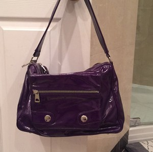 Marc by Marc Jacobs Satchel in Purple