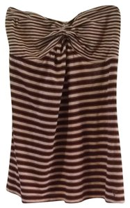 Guess Brown Halter Top
