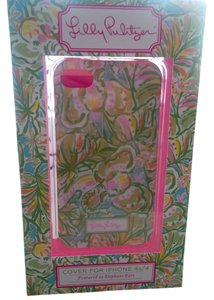 Lilly Pulitzer NEW. Phone Case 4s/4