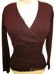 INC International Concepts V Neck Sweater