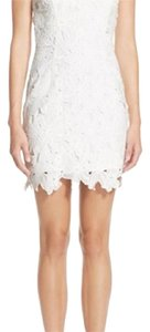 ASTR short dress White on Tradesy